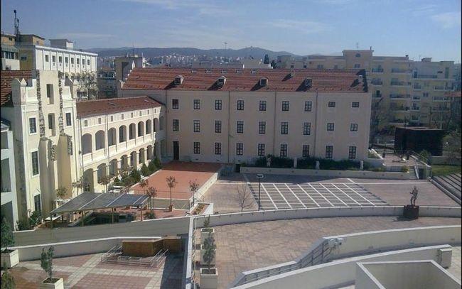 Ελαφροσκυρόδεμα στην Μονή Λαζαριστών στην Θεσσαλονίκη επιφάνειας 1.000sqm