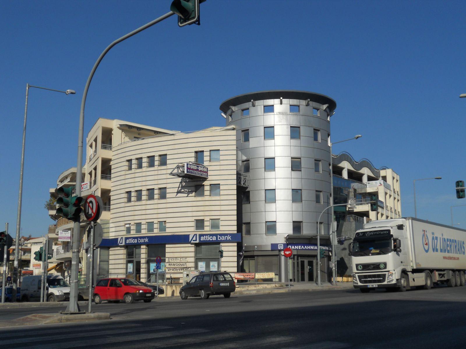 Θερμομόνωση δώματος με το Politerm Blu στην Σταυρόπουλη-Θεσσαλονίκης επιφάνειας 1.500sqm
