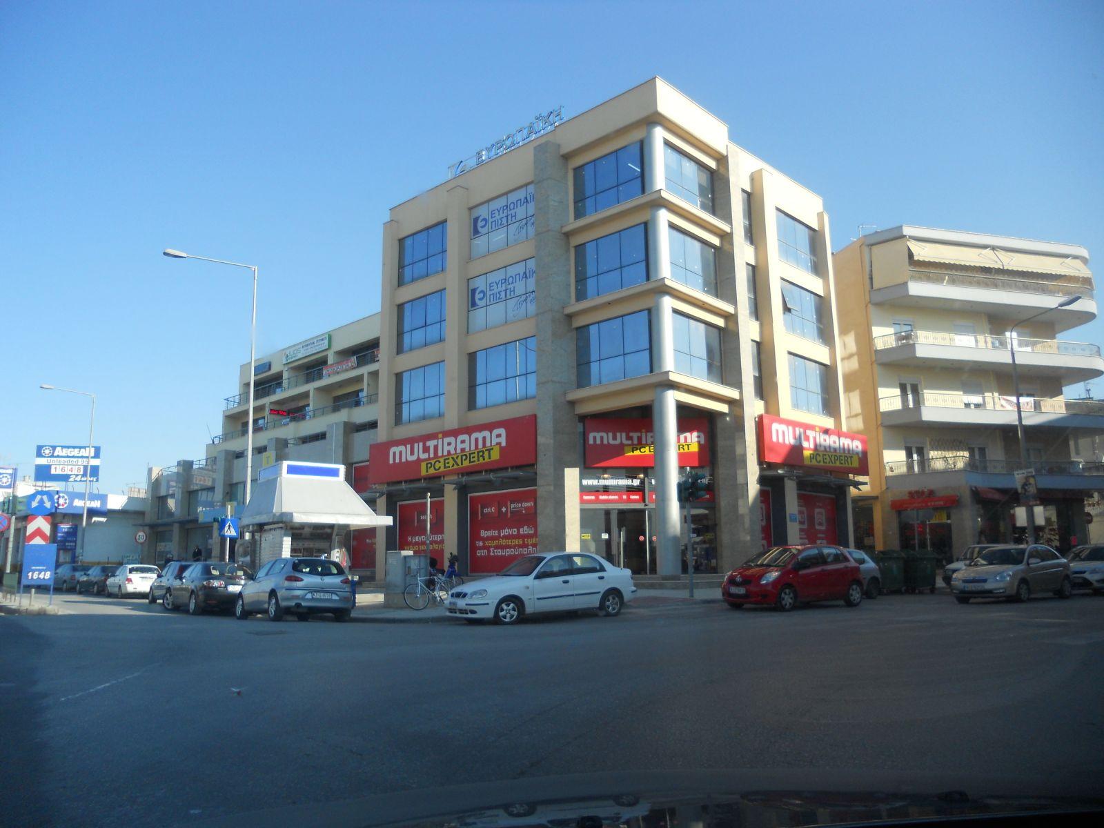 Θερμομόνωση δώματος με το Politerm Blu στην Πολίχνη-Θεσσαλονίκης επιφάνειας 1.000sqm